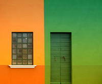 Burano window and door